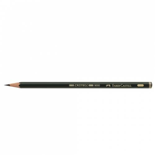 Matita Grafite Faber Castell 9000 4H