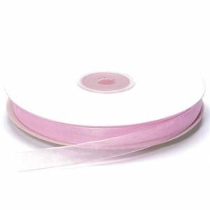 Nastro Organza mm10x50mt Rosa Baby