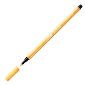 Pennarello Stabilo Pen 68/054 Arancione Fluorescente