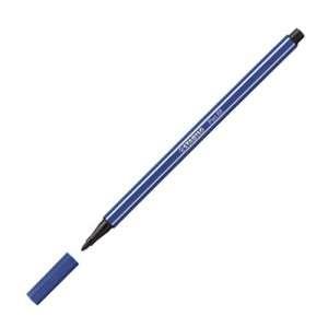 Pennarello Stabilo Pen 68/32 Blu Oltremare