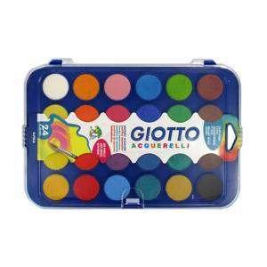 Acquerelli Giotto 24 Colori