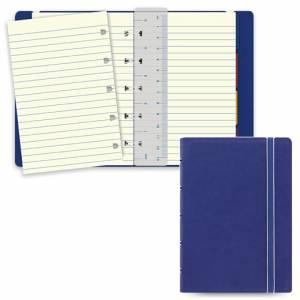 Notebook Filofax  9x14cm Blu Righe