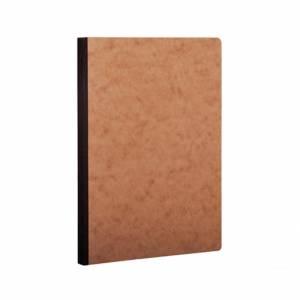 Quaderno 15x21cm 192pag Clairefontaine AgeBag Avana Righe