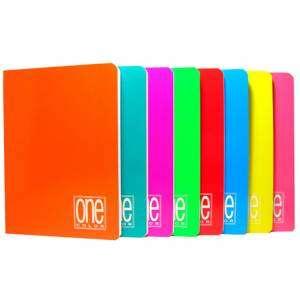 Quaderno Maxi A4 80gr Blasetti OneColor Bianco