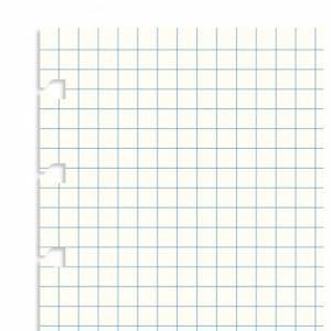 Notebook Filofax  9x14cm  Refill 32fg 5mm