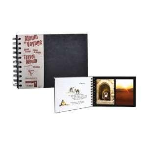 Album Foto 21x15cm-20fg Clairefontaine Age Bag Nero