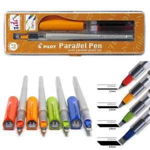 Stilo Pilot Parallel Pen 2.4mm