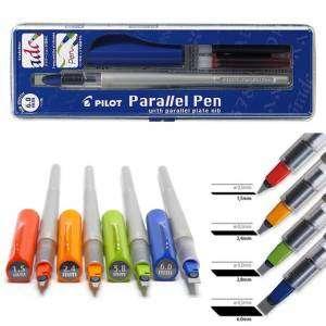 Stilo Pilot Parallel Pen 6.0mm