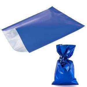 Busta Regalo PPL 25x40cm 50pz Blu