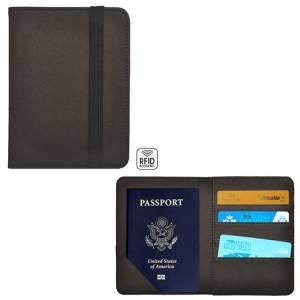 Porta Passaporto RFID Legami Nero