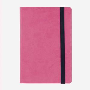 Quaderno 12x18cm 192pag Legami Magenta Bianco