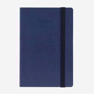 Taccuino 12x18cm 192pag Legami Blue 5mm