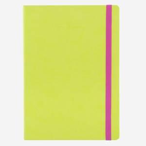 Quaderno 17x24cm 192pag Legami Green Bianco