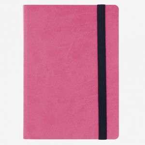 Quaderno 17x24cm 192pag Legami Magenta Bianco
