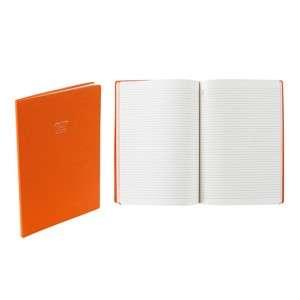 Quaderno 21x30cm 112pag Nava EveryThing Orange Righe