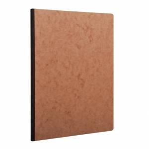Quaderno 21x30cm 192pag Clairefontaine AgeBag Avana Righe