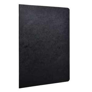 Quaderno 21x30cm  96pag Clairefontaine AgeBag Nero Righe
