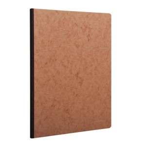 Quaderno 21x30cm 192pag Clairefontaine AgeBag Avana Bianco