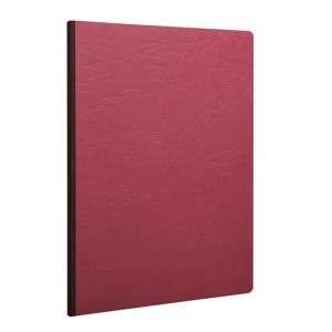 Quaderno 21x30cm 192pag Clairefontaine AgeBag Rosso Bianco