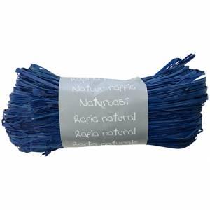 Rafia Naturale 50gr Blu