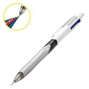 Sfera Bic 4 Colori c/portamine 0.7mm