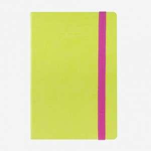 Quaderno 12x18cm 192pag Legami Green Bianco