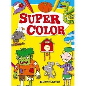 Libro da Colorare Super Color