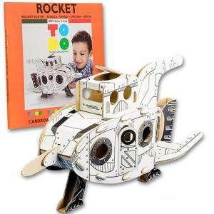 Crea & Colora ToDo Rocket