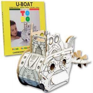 Crea & Colora ToDo U-Boat