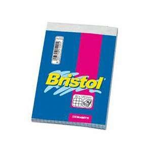 Blocco Note  8x12cm Quad. 5mm Blasetti Bristol